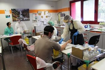 De los 537 nuevos casos positivos de coronavirus detectados este martes en Castilla La Mancha por PCR, 81 son de Guadalajara que registra UNA nueva defunción por Covid-19