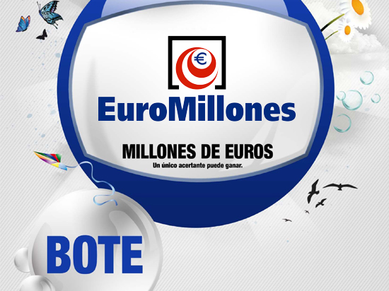 El Euromillones deja dos millonarios en España y el bote sigue...¡en 200 millones de euros!
