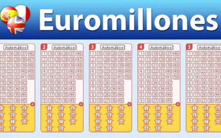 Resultado ganador del Euromillones del martes 23 de junio del 2020