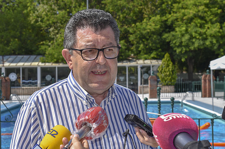 La piscina municipal de San Roque de Guadalajara abrirá el próximo 1 de julio para todo el público con un aforo máximo del 75%