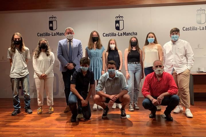 El seguntino Alejandro Cabra, segunda mejor nota de la EvAU en Guadalajara (UAH)