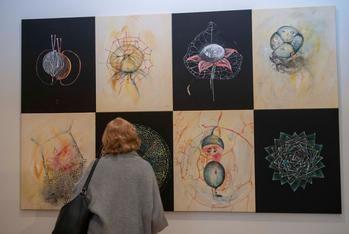 Inaugurada la exposición 'Triaca. Dioscórides-Laguna-Gamoneda' en el Museo Luis González Robles de la UAH