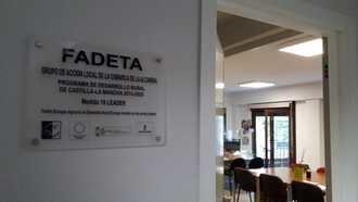 Cuatro proyectos tramitados por FADETA consiguen el 34,74% del total de ayudas de la Diputación Provincial para infraestructuras agrarias de uso común