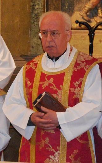 Fallece Marciano Somolinos, sacerdote y canónigo de la catedral de Sigüenza