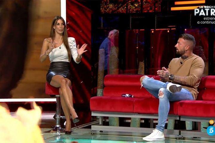 DIEZ MINUTOS Fani y Rubén vuelven a verse las caras tras su participación en 'La isla de las tentaciones 1'
