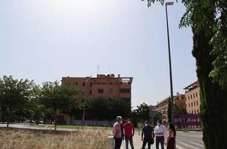 El Ayuntamiento de Azuqueca sustituye las farolas del sector R6 por tecnología led para mejorar en sostenibilidad
