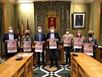 Cuenca vuelve a celebrar el Regional de Gimnasia Rítmica de Fecam