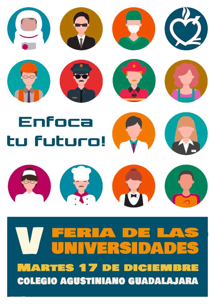 V edición de la Feria de la Orientación académica y profesional