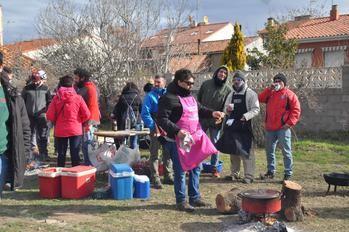 Éxito de participación en la VI Fiesta de la Patata en Yunquera de Henares
