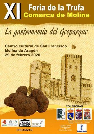 La Feria de la Trufa ensalza la gastronomía comarcal de Molina