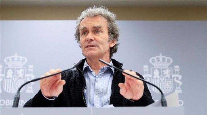 """Simón : """"Si la incidencia sigue aumentando en Madrid, habrá que tomar medidas drásticas. No sé si un confinamiento u otras medidas relacionadas con la limitación de la movilidad"""""""