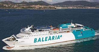 Muere decapitado un hombre en Ibiza tras ser arrollado su barco por un ferry