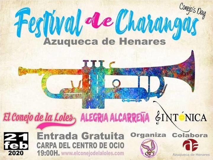 El viernes de Carnaval, Festival de Charangas en Azuqueca