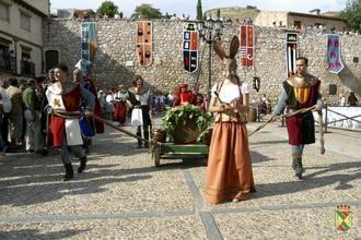 Se inicia el expediente para declarar BIC el Festival Medieval de Hita