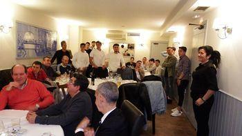 El Hogar Alcarreño celebró su Fiesta de Año Nuevo