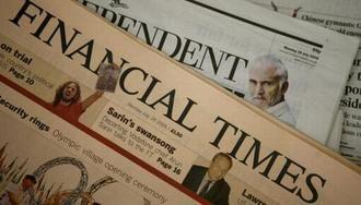 MAL PARA EL TURISMO : España protagoniza este miércoles la portada del Financial Times