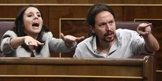 La Fiscalía no ve delito en las protestas ante la casa de Iglesias y Montero