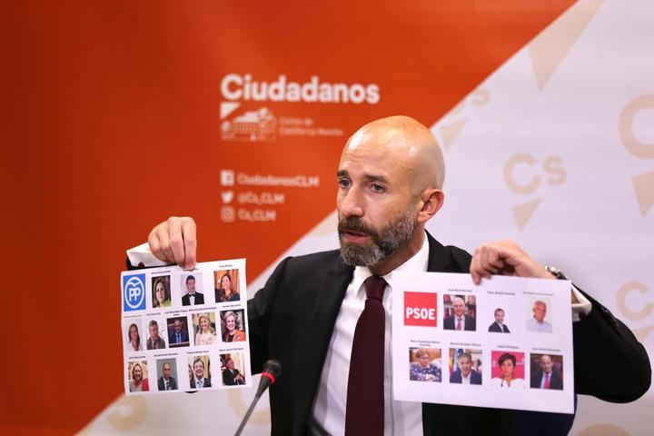 """Zapata: """"Cs no permitirá que haya desigualdades entre españoles con el sistema de financiación, que PP y PSOE no engañen porque pactaron con nacionalistas"""""""