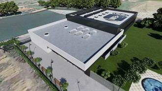 Salen a licitación las obras de construcción del nuevo Centro Fitness Municipal de Cabanillas del Campo