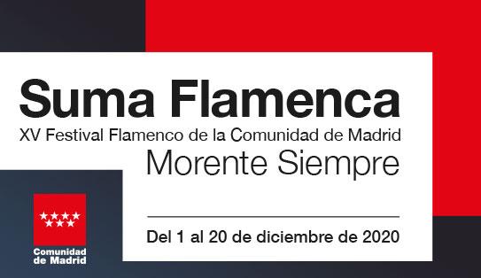 El Festival Suma Flamenca arranca su XV edición dedicada a Enrique Morente