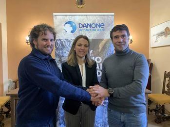 Font Vella, Micorriza y Ayuntamiento de Sigüenza se comprometen a preservar el entorno natural de la comarca