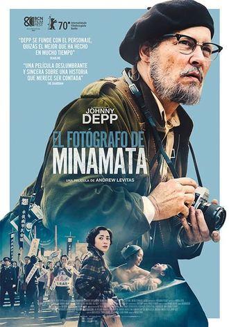 La última peli de Johnny Depp : El fotógrafo de Minamata