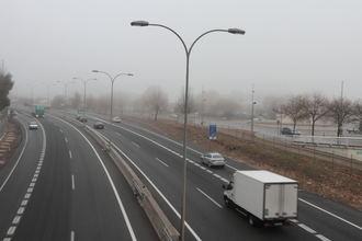 Más frío y lluvias débiles este último domingo de otoño en Guadalajara con el mercurio en los 11ºC