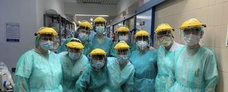 La Junta no facilita el número real de los casos contagiados de coronavirus en Guadalajara (¿?)...en las últimas 24 horas se han confirmado 33 nuevos positivos