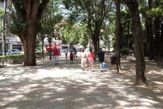 Más calor y cielos soleados este jueves en Guadalajara donde el mercurio llegará a los 34ºC