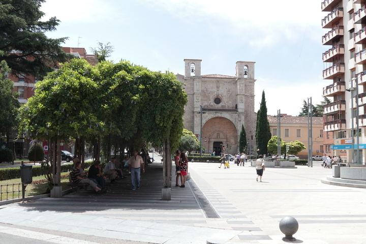 Y siguen subiendo las temperaturas este martes en Guadalajara donde el mercurio llegará a los 36ºC