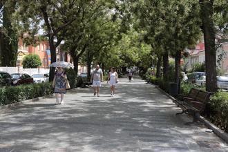Guadalajara recibe este sábado el mes de agosto con 22ºC de mínima y 39ºC de máxima
