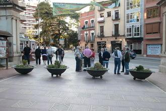 Suben las temperaturas este viernes de octubre en Guadalajara llegando a rozar el mercurio los 30ºC