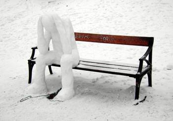 3ºC de mínima y 9ºC de máxima este martes en Guadalajara que sigue en alerta por nieve y viento