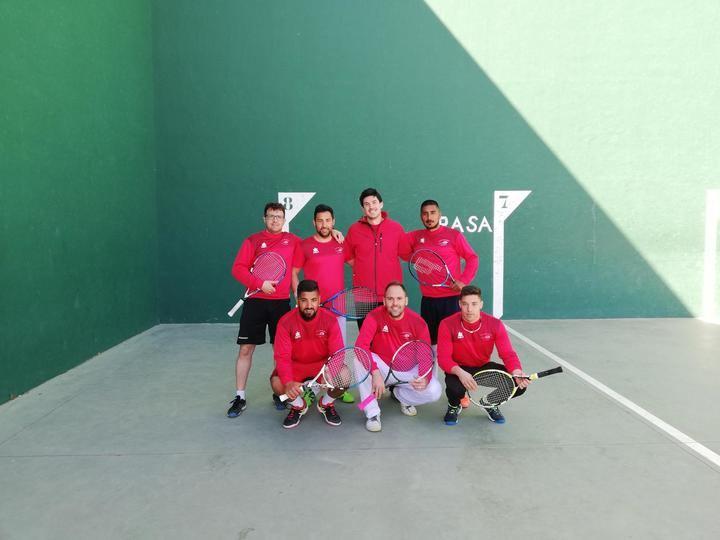 Clasificaciones J11 Liga Frontenis Guadalajara