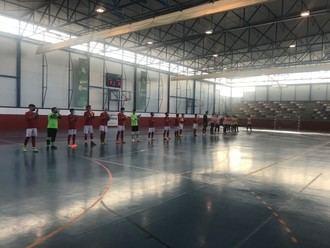 FS Pozo de Guadalajara falló en los momentos clave ante Academia Deportiva CFT (5-7)