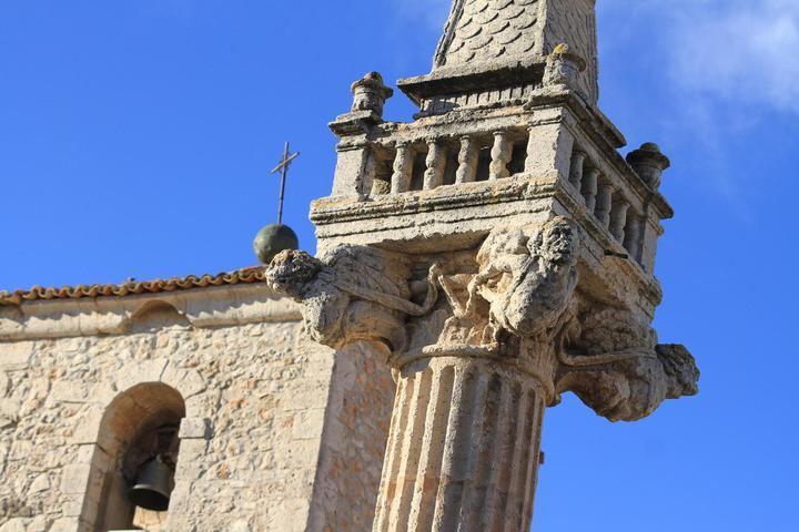 Fuentenovilla presume de su Picota, la más bella de España