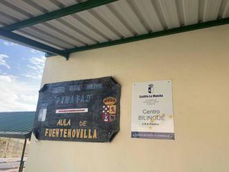 Ayuntamiento de Fuentenovilla y dirección del CRA PIMAFAD se reúnen para mejorar las instalaciones del centro