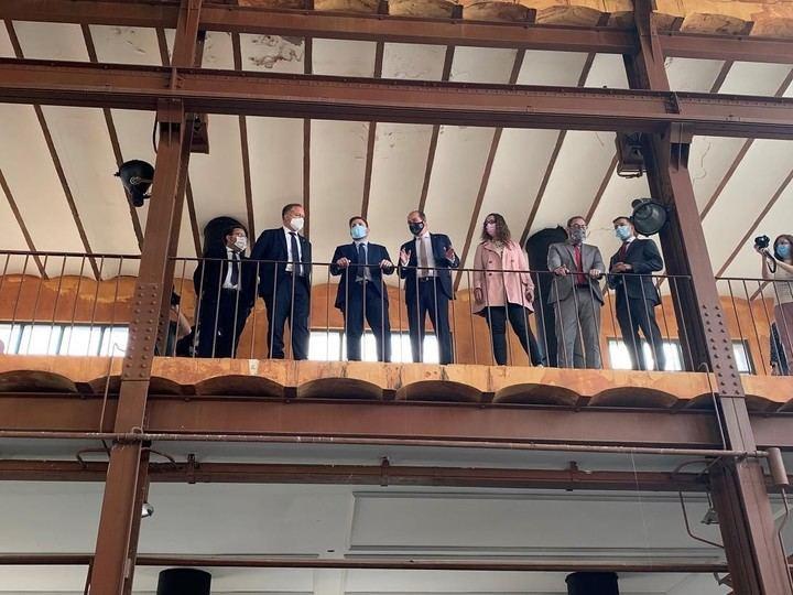 Licitada la redacción del proyecto del Fuerte de San Francisco de Guadalajara para la realización de una biblioteca