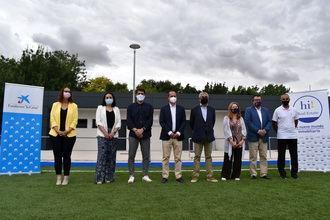 El Campus Experience Fundación Real Madrid regresa por segundo año a los campos de fútbol Fuente de la Niña con 35 plazas becadas