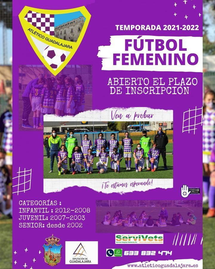 El Atlético Guadalajara Femenino comienza a preparar la próxima temporada