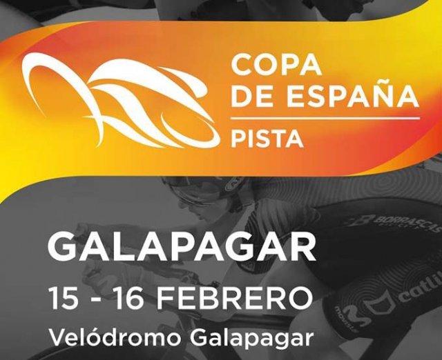 Representación castellanomanchega en la cita final de la Copa de España de Pista 2020