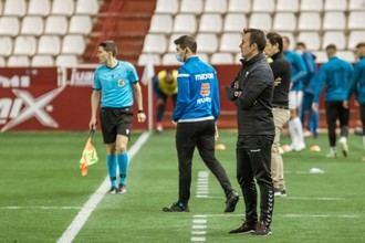 "López Garai: ""Me alegra que mis jugadores recuperen la autoestima"""