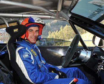 Iker Gayoso y Diego Fernández estarán en el Rallye de Clásicos Solidario Aidae de Amorebieta