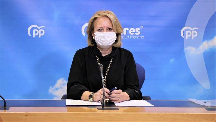 """El PP lamenta que el paro en CLM """"tiene nombre de mujer"""" y que el mejor homenaje que se les puede hacer es que encuentren """"un puesto de trabajo"""""""