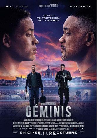 La última película de Will Smith : Géminis