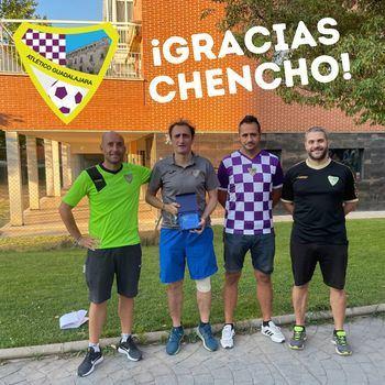 """Sergio Gómez-Casero """"Chencho"""" se desvincula del Club Atlético Guadalajara"""