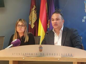 El PP pedirá en el Pleno del Ayuntamiento de Guadalajara un pronunciamiento claro de los grupos políticos a favor de la unidad de España y del Estado de Derecho