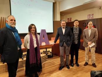 """Presentación del libro """"Guadalajara con A de Artista"""""""