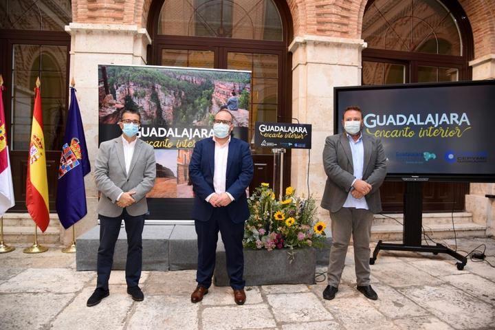 """""""Guadalajara, encanto interior"""" es la nueva marca turística de la provincia"""