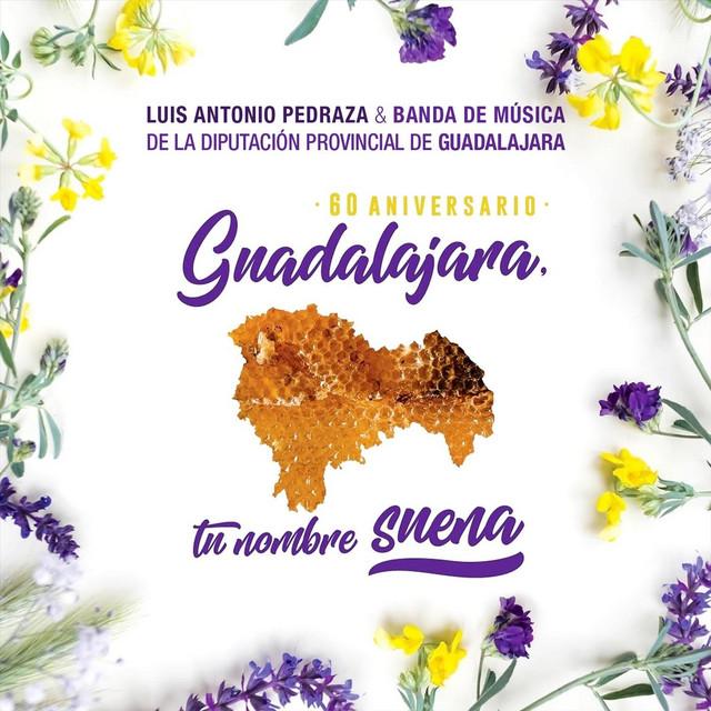 La Banda de Música de la Diputación de Guadalajara felicita el Día de Castilla-La Mancha con el pasodoble Peña Taurina Alcarreña